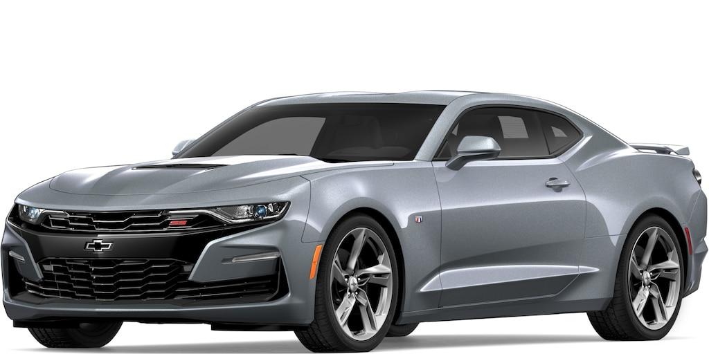 Chevrolet Camaro 2019 en Acero Metálico Satinado