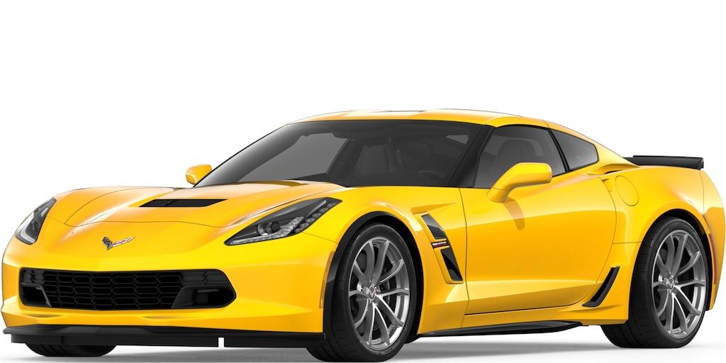 Corvette Racing Amarillo Tintcoat