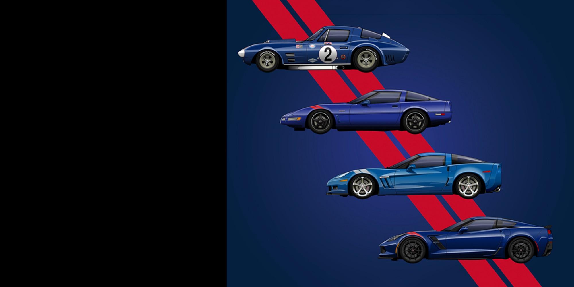 La historia del auto deportivo Chevrolet Grand Sport