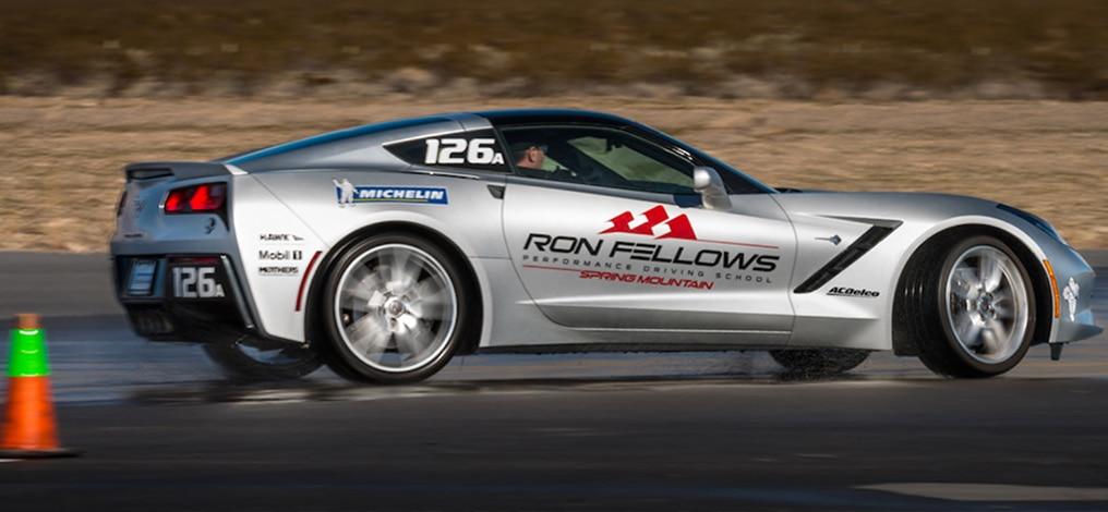 Exclusivos del auto deportivo Corvette Stingray 2019