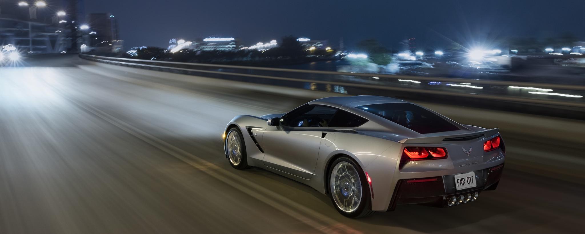 Auto deportivo Corvette Stingray 2019