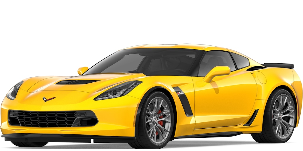 Corvette Racing Amarillo Tintcoat