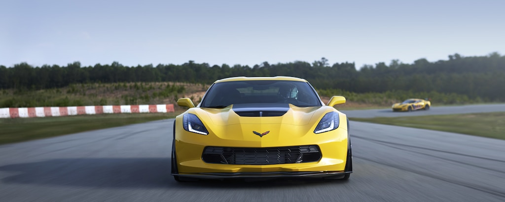 Superauto Corvette Z06 2019