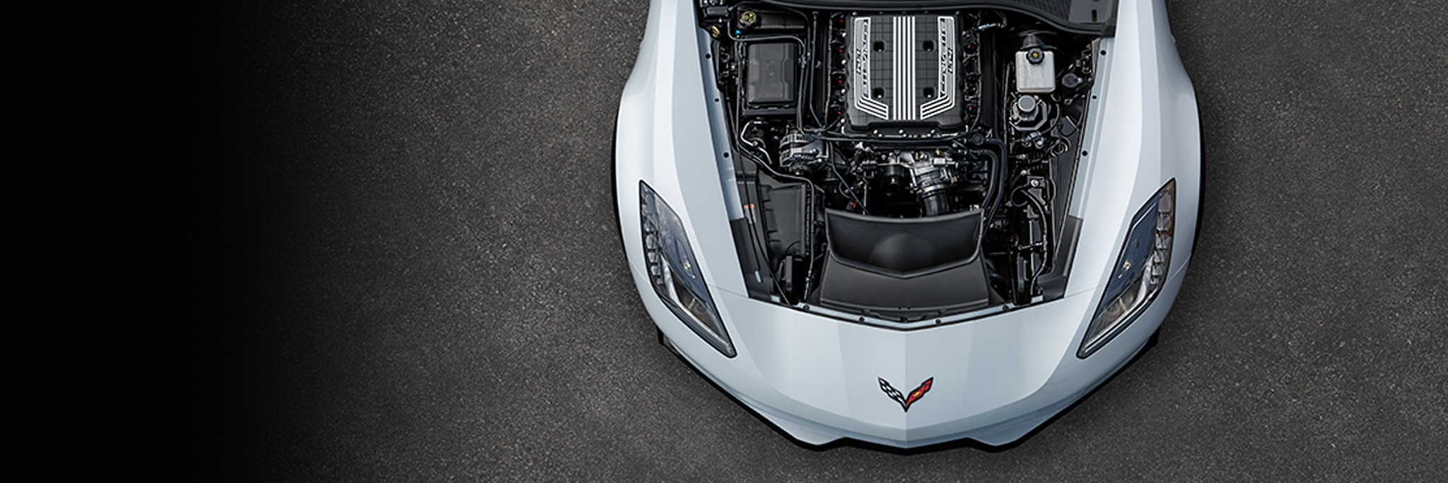 Desempeño del superauto Corvette Z06 2019: motor