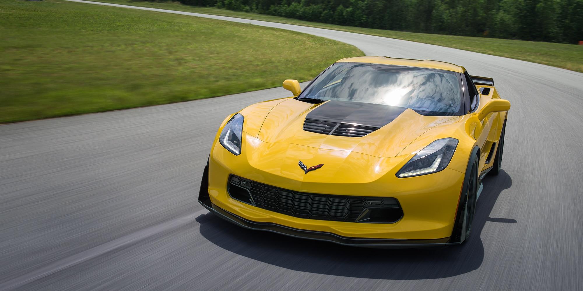 Resultado de imagen para chevrolet Corvette del 2018