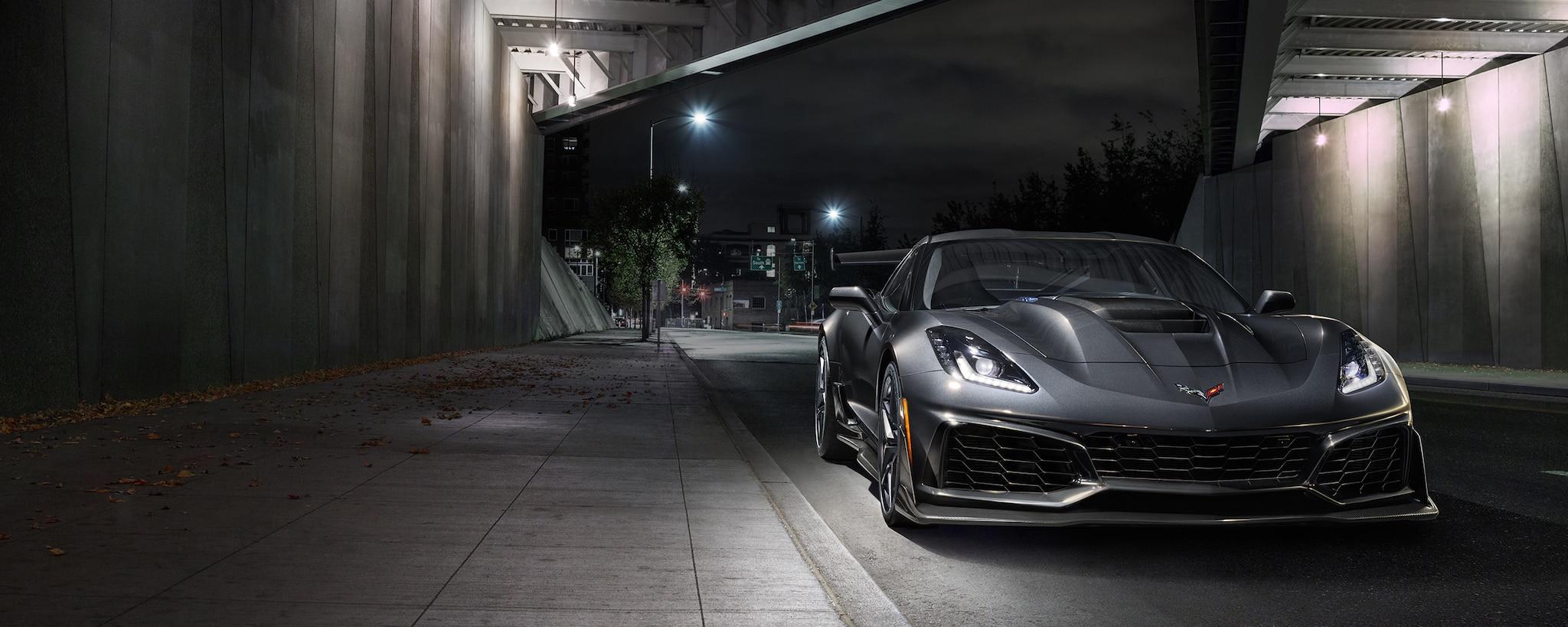 Superauto Corvette ZR1 2019