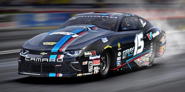 Automovilismo de Chevrolet: Rivales de NHRA