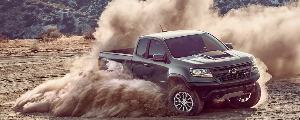Camioneta todo terreno Colorado ZR2 2019