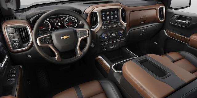 Silverado 2019 totalmente nueva: Camioneta pickup | Chevrolet