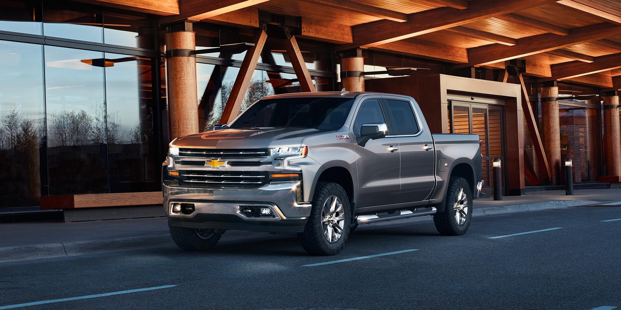 Silverado 2019 de próxima generación: Camioneta pickup ...