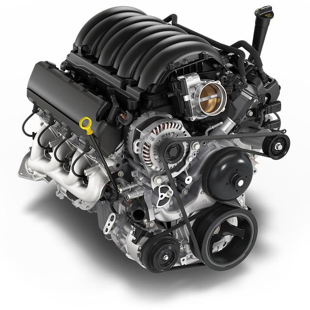 Motor V8 de 5.3 L
