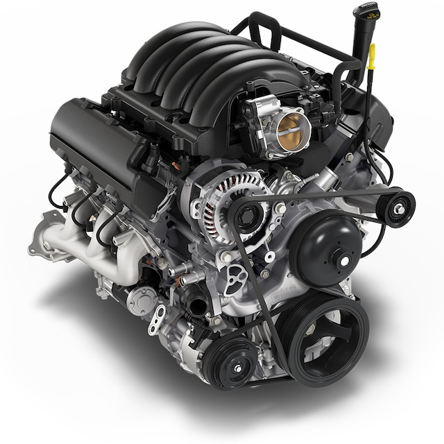 Motor V6 de 4.3 L