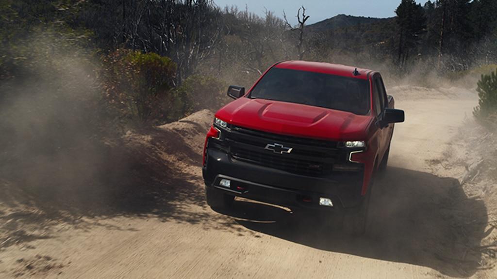 Video de la capacidad de la camioneta pickup Silverado 1500 2020