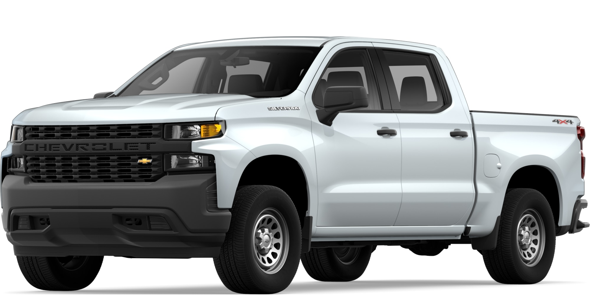 Camioneta comercial de trabajo Silverado LD 2020