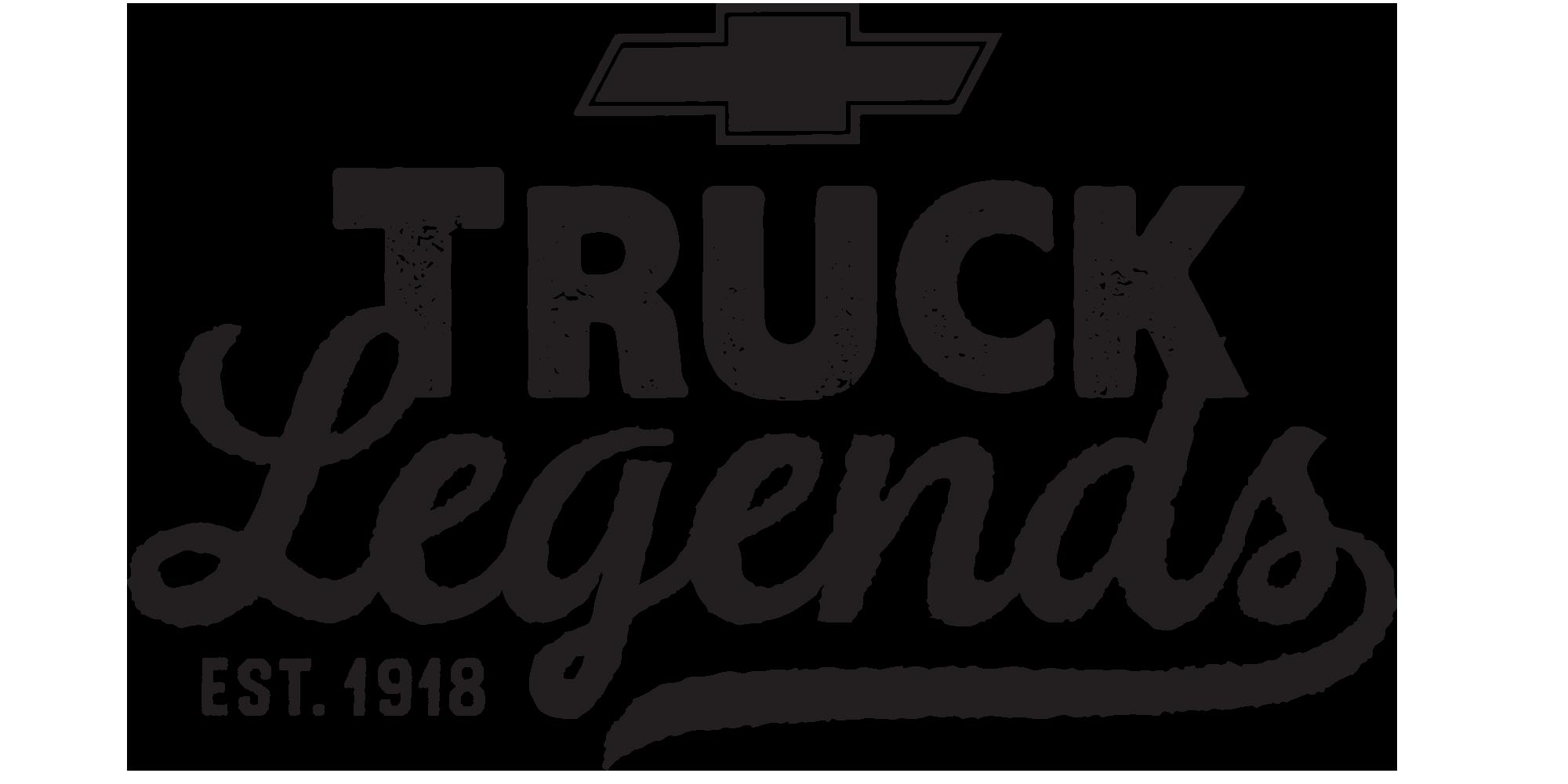 Ícono de leyendas de camionetas Chevrolet