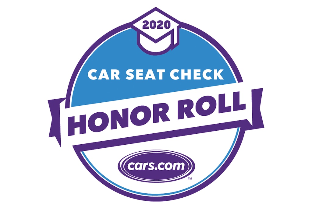2020 Cars.com Car Seat Check Honor Roll