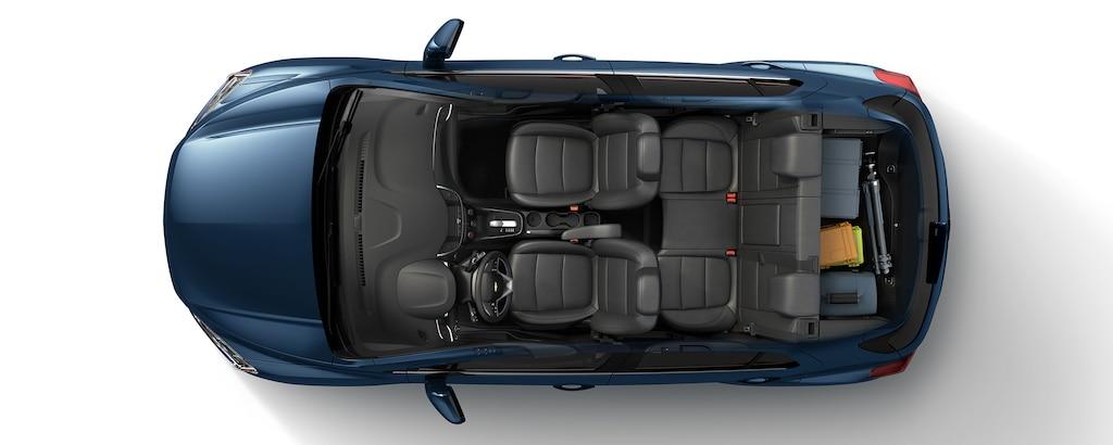 Carga de la SUV Trax 2020 compacta: Artista