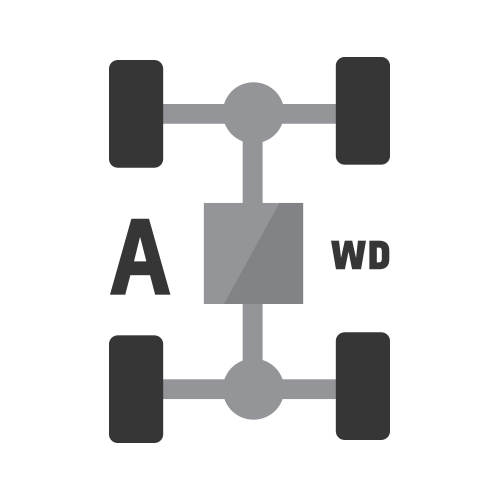Ícono de AWD