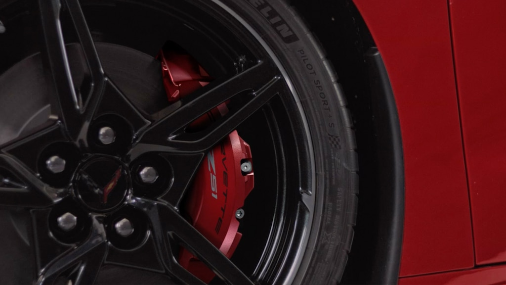 Preparación y mantenimiento para carreras del Corvette