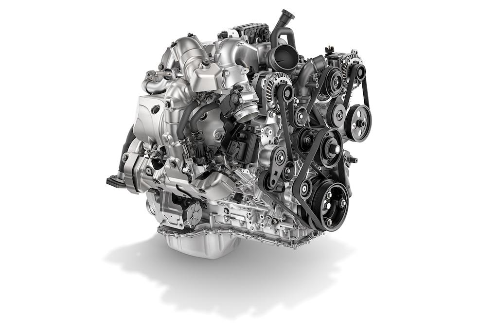 Totalmente nueva camioneta Chevy Silverado HD 2020: motor y transmisión