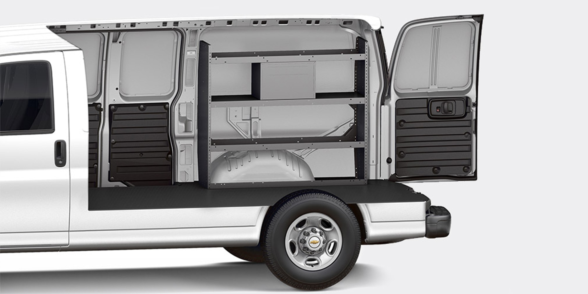 Vans Chevy Express 2021 | Carga y pasajeros
