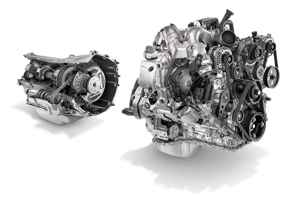 Duramax Turbo-Diesel V8 de 6.6 L