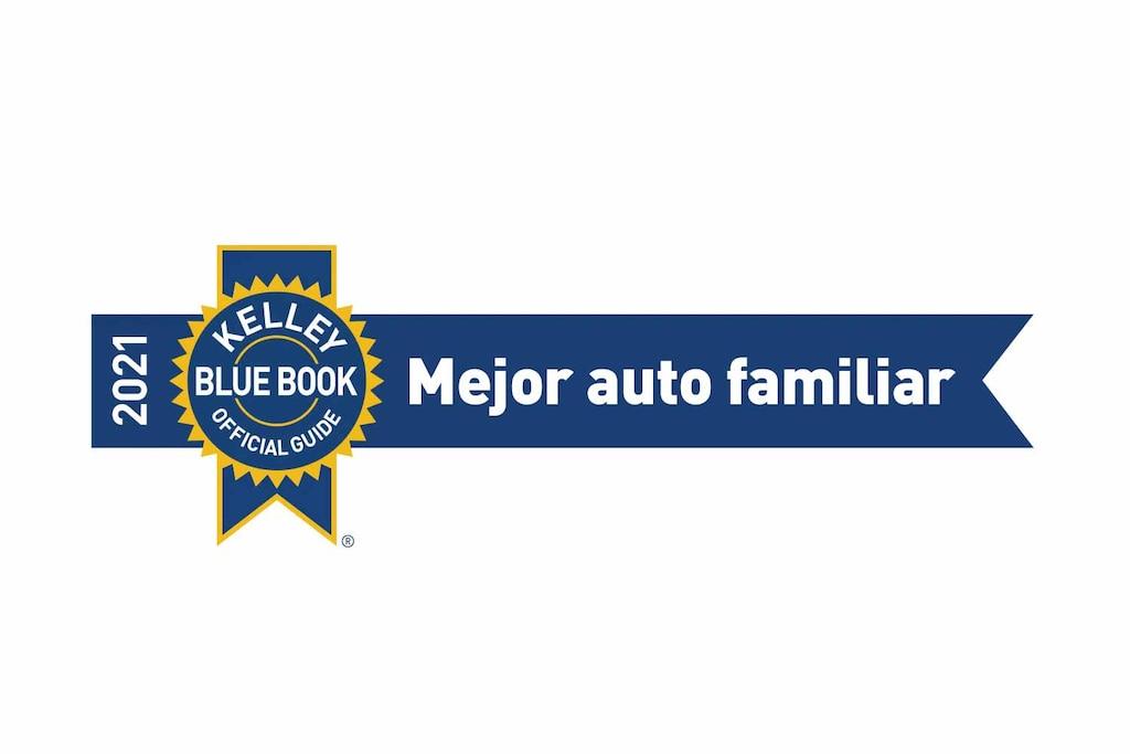 Premio KBB - Mejor auto familiar