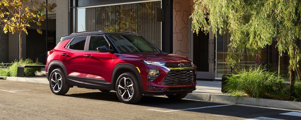 Video breve sobre el diseño de la Chevrolet Trailblazer 2021