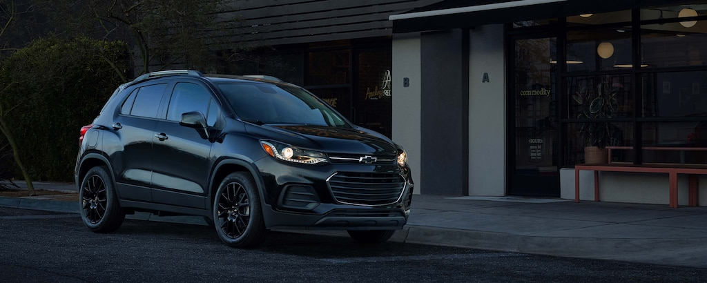Chevy Trax Midnight Edition 2021