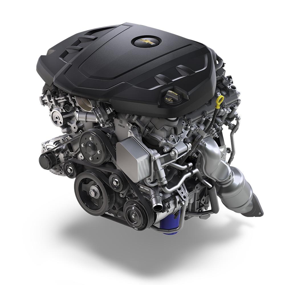 Chevy Camaro 2021: Motor V6 de 3.6 L