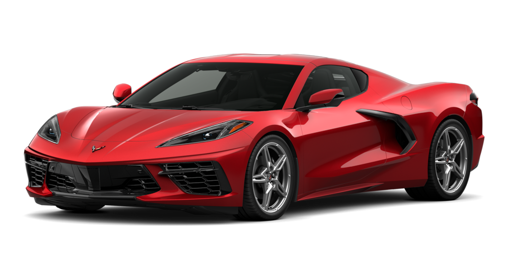 Avance publicitario del Chevrolet Corvette2022