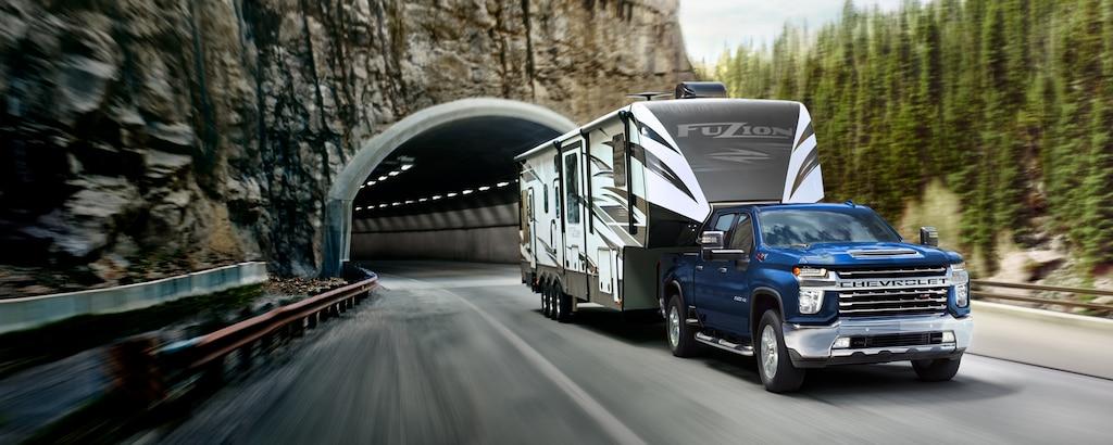 CamionetaChevy Silverado HD2021