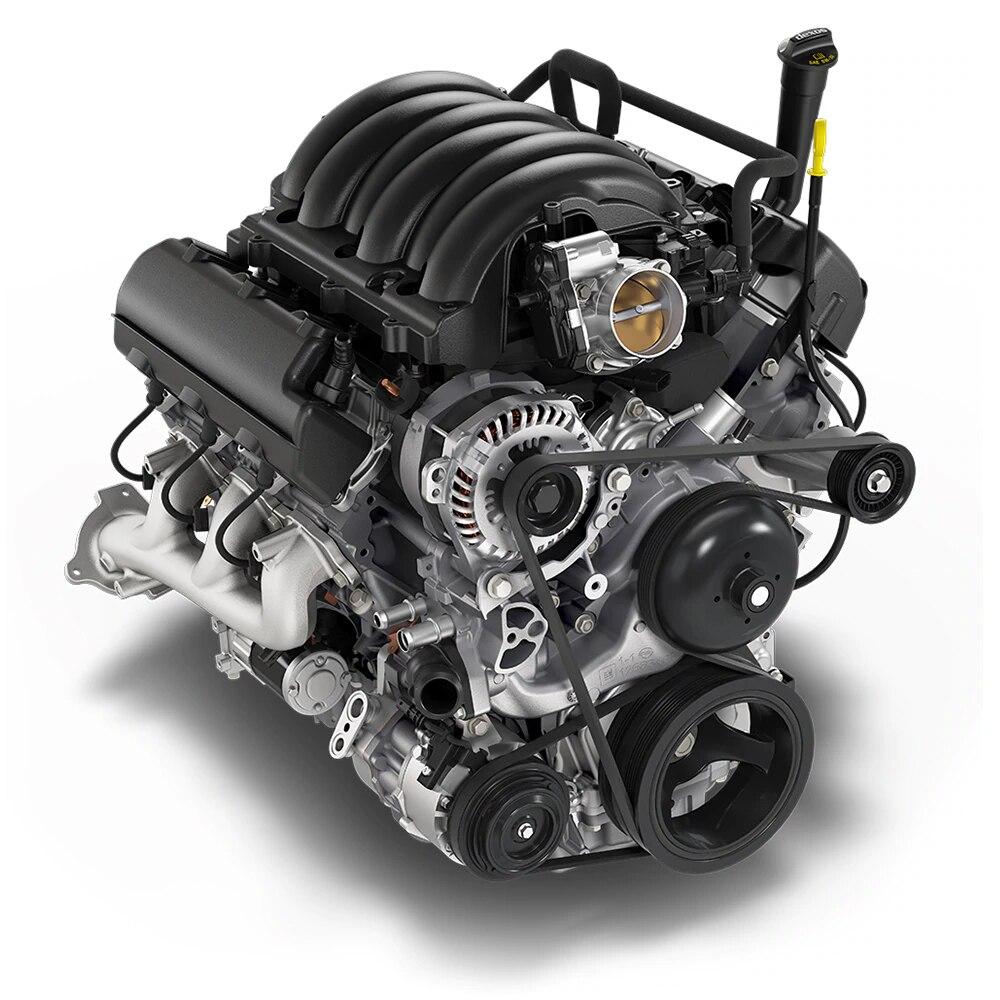 Ícono del motor V6 de 4.3 L