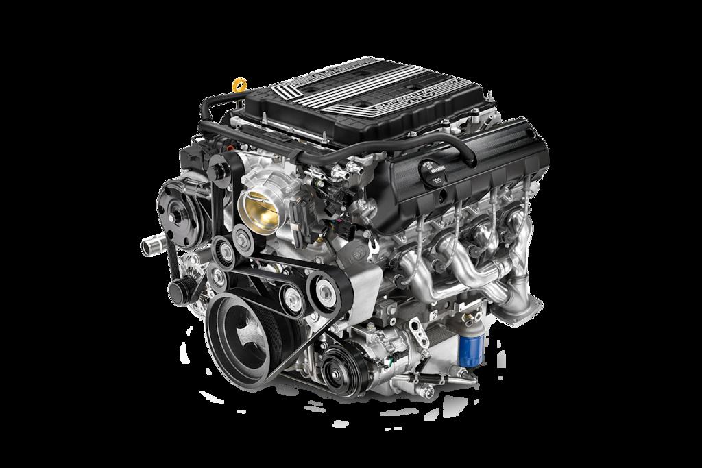 Chevy Camaro 2022: Motor V6 de 3.6 L