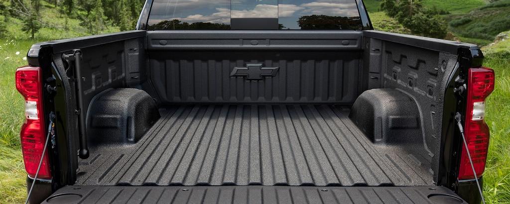 Silverado 1500 2022: Imagen de la caja de la camioneta
