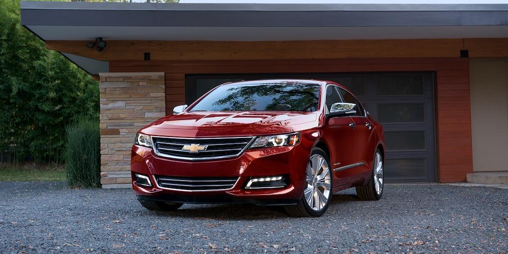 Vehículos discontinuados: Impala