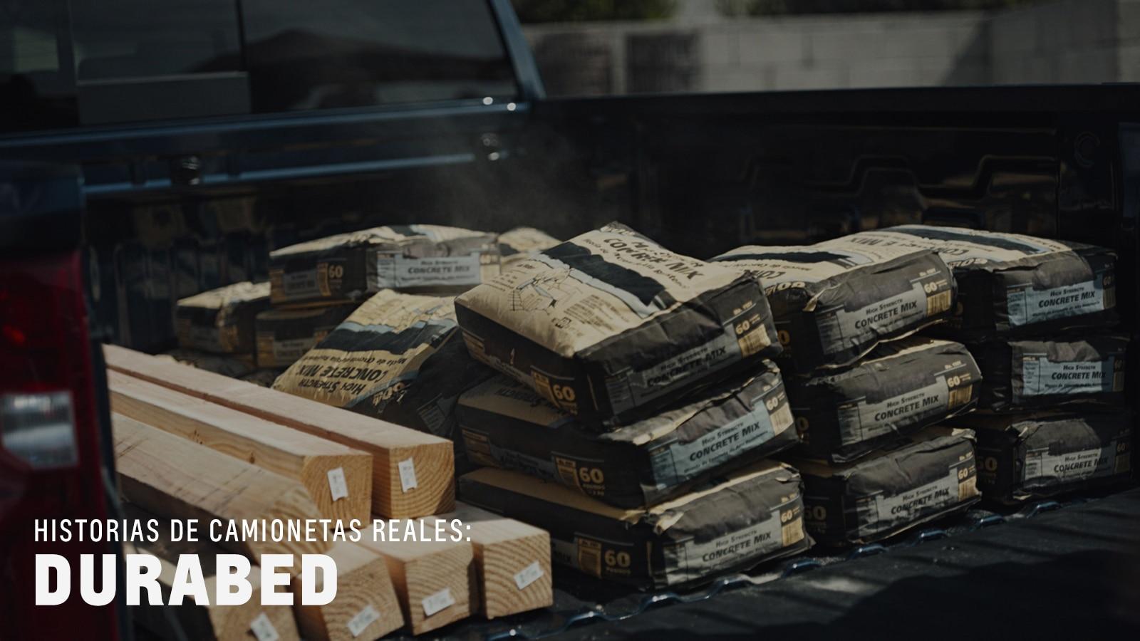 Video de la caja de la camioneta Silverado 1500 2019