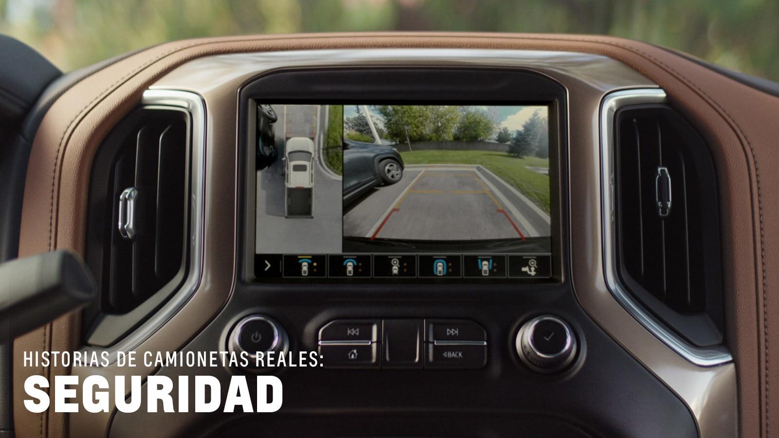 Video de la seguridad de la camioneta Silverado 1500 2019