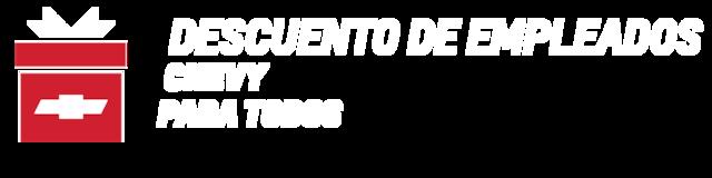 Logo de descuento para empleados