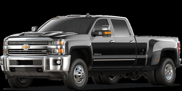 Camionetas de trabajo pesado Chevrolet Silverado 3500HD 2018