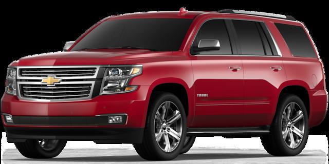 SUV de tamaño completo Chevrolet Tahoe 2019