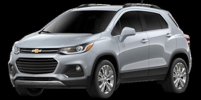 SUV compacta Chevrolet Trax 2019