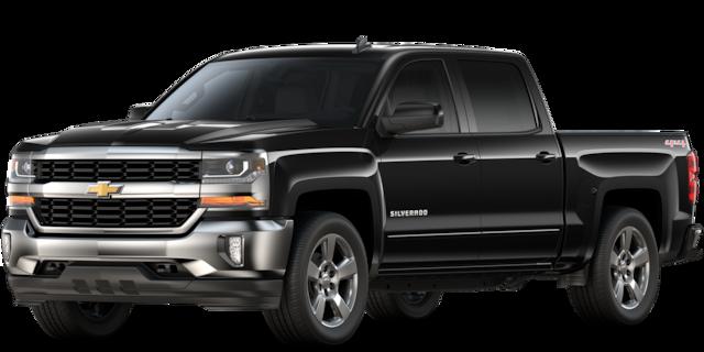 Silverado 1500 2018: Camioneta pickup