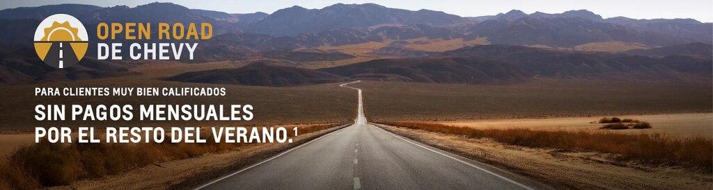 Open Road de Chevy