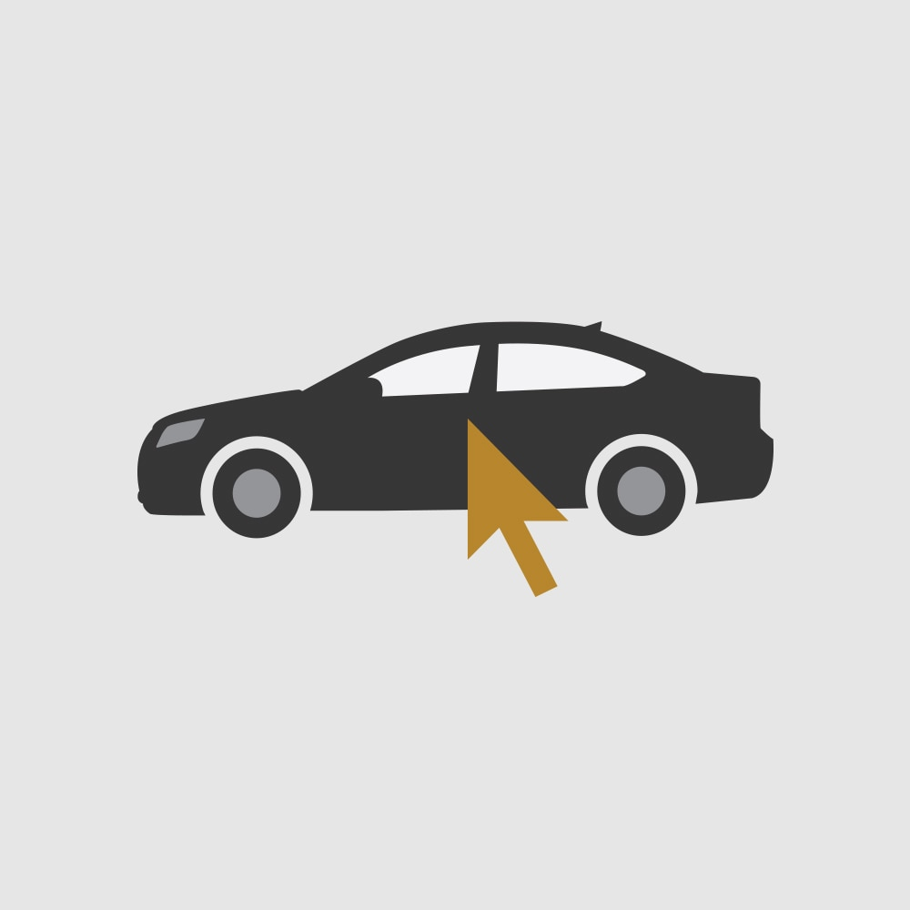 Shop Click Drive - Seleccionar vehículo