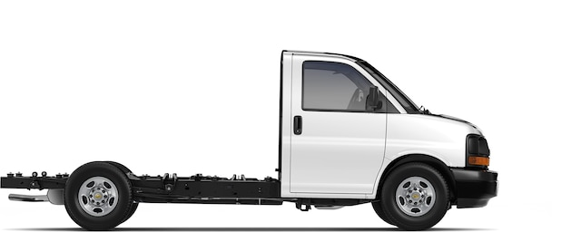 Vehículo comercial Express Cutaway 2017