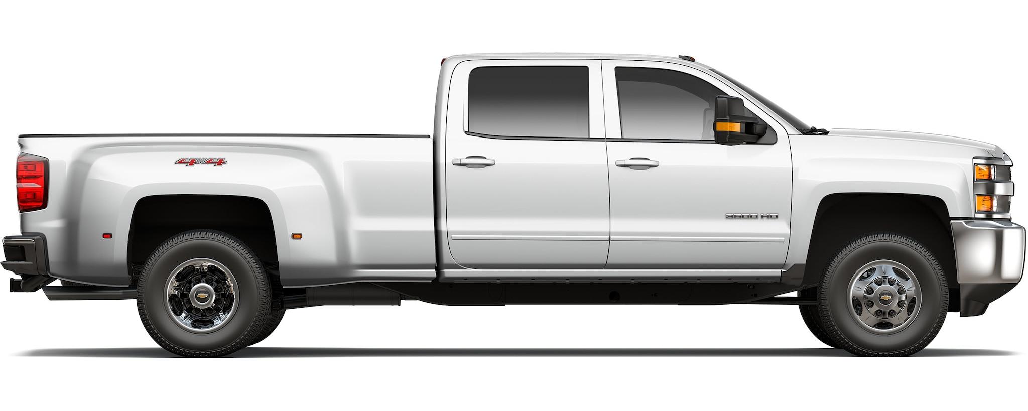 Silverado comercial 2500HD 2017