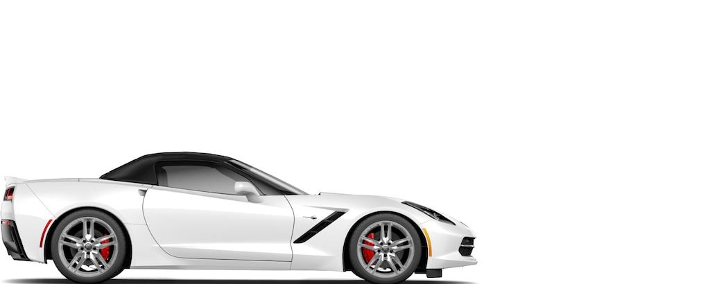 Corvette Stingray Convertible 2017