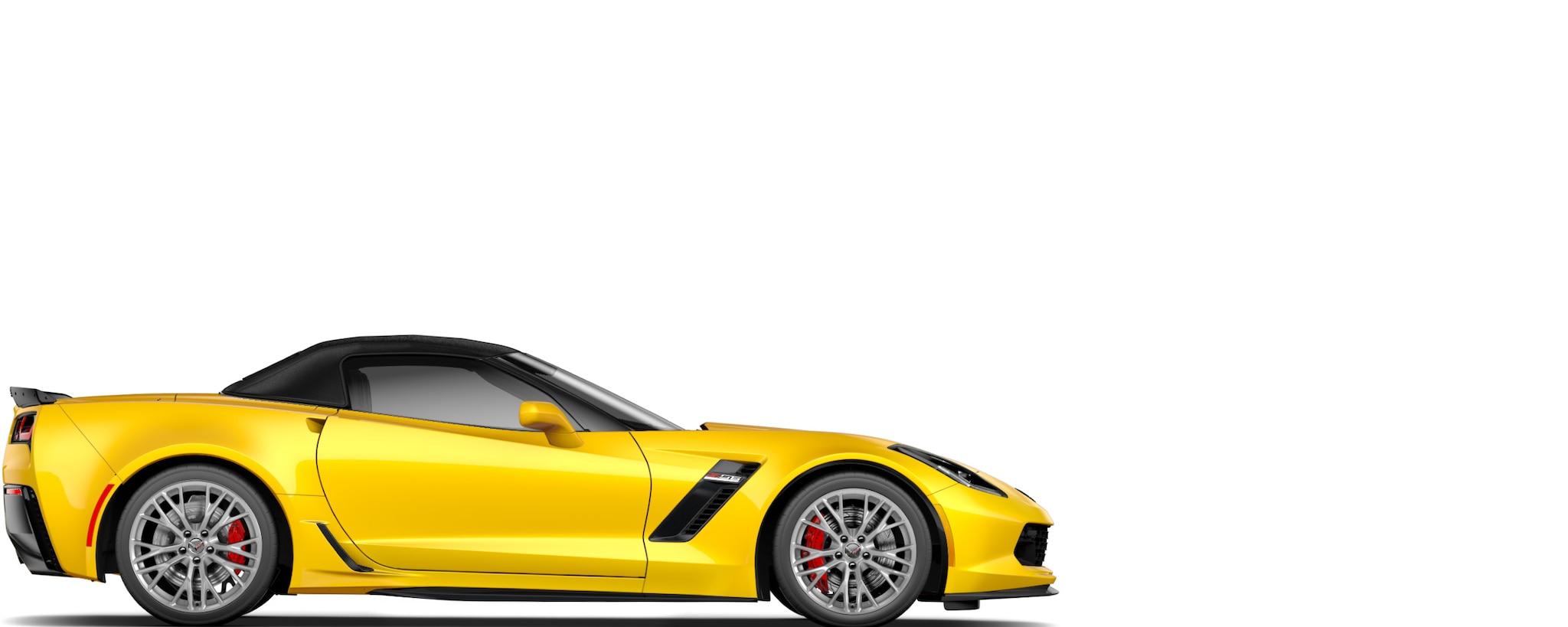 Corvette Z06 Convertible 2017