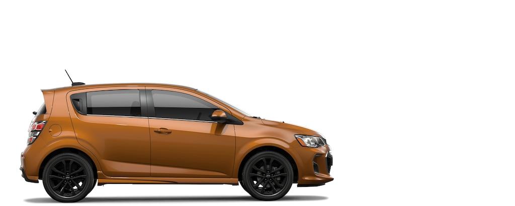 Sonic Sedan 2018